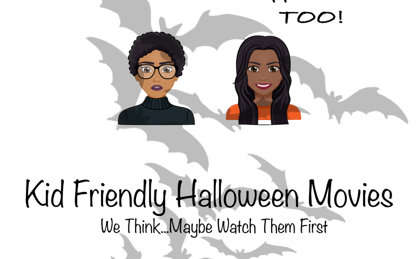 Kid Friendly Halloween Movies